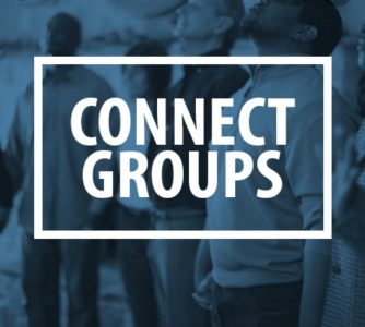 Connect Groups are forming Now  for a January kick off!